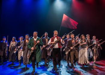 Les Misérables (fot. Michał Matuszak)