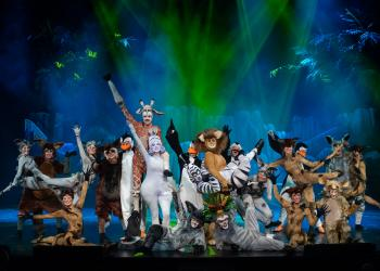 Madagaskar - musicalowa przygoda (fot. Michał Matuszak)