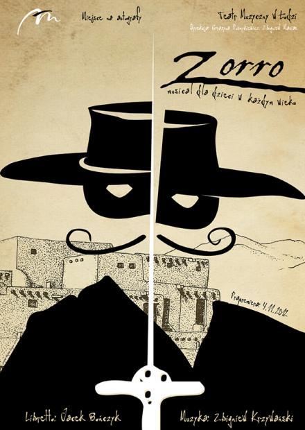 Zorro plakat